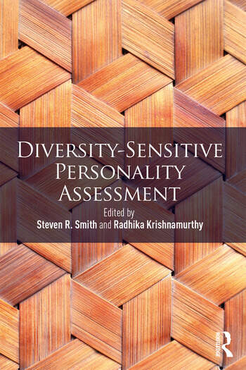 Diversity-Sensitive Personality Assessment book cover