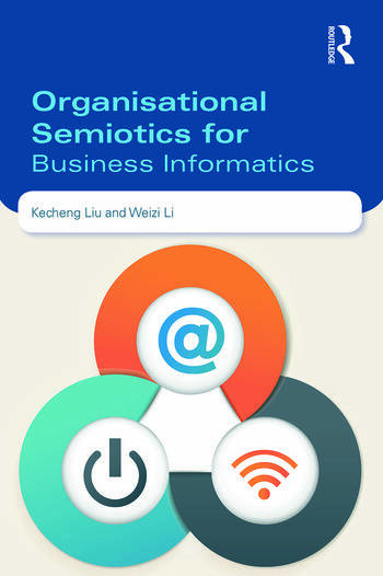 Organisational Semiotics for Business Informatics book cover