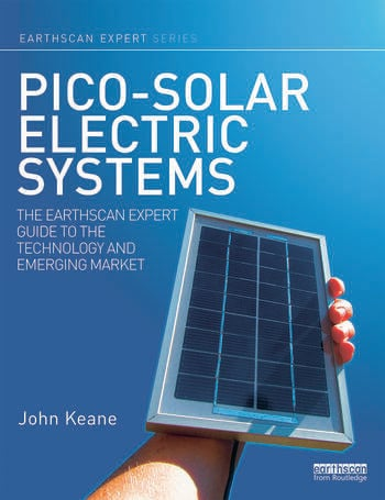 Pico-solar Electric Systems The Earthscan Expert Guide to the Technology and Emerging Market book cover
