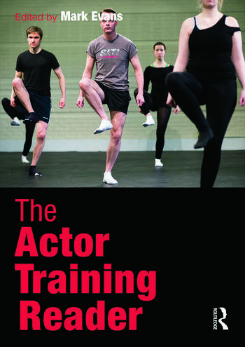 The Actor Training Reader book cover