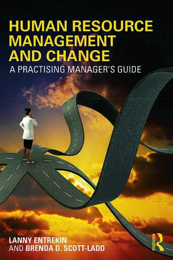Human Resource Management and Change A Practising Manager's Guide book cover