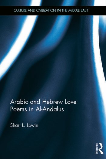 Arabic and Hebrew Love Poems in Al-Andalus book cover