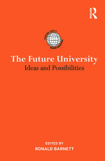 The Future University Ideas and Possibilities book cover