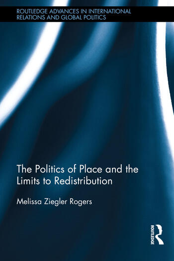 The Politics of Place and the Limits of Redistribution book cover