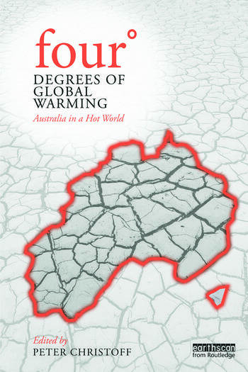 Four Degrees of Global Warming Australia in a Hot World book cover