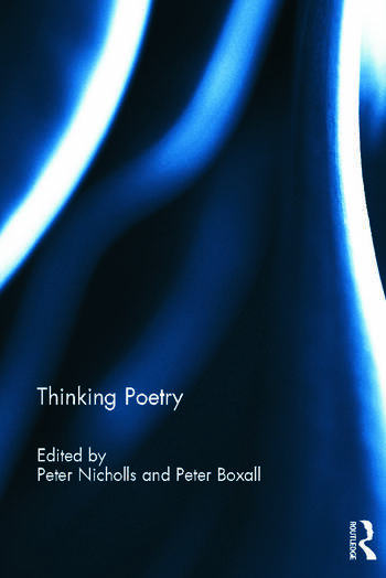 Thinking Poetry book cover