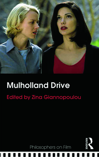 Mulholland Drive book cover