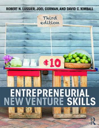 Entrepreneurial New Venture Skills book cover