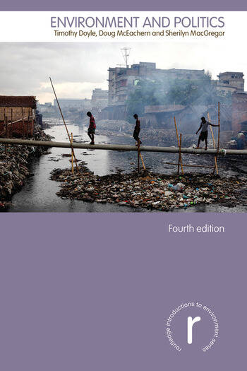 Environment and Politics book cover