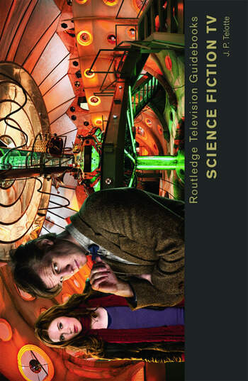 Science Fiction TV book cover