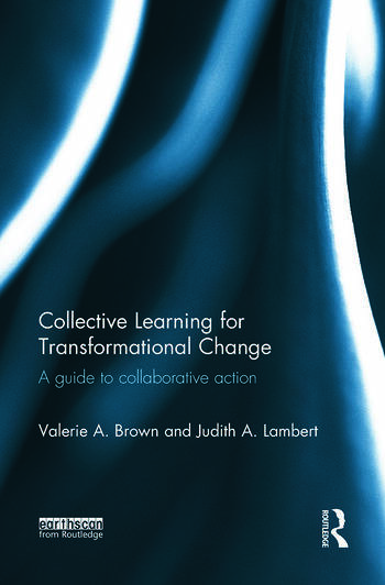 Collective Learning for Transformational Change A Guide to Collaborative Action book cover