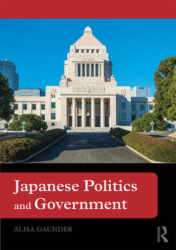 Japanese Politics and Government book cover