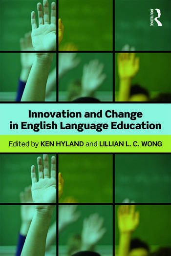Innovation and change in English language education book cover