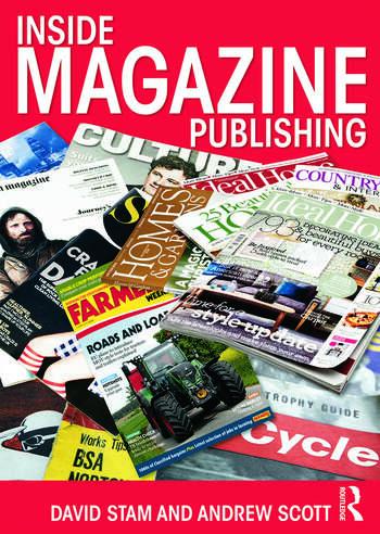 Inside Magazine Publishing book cover