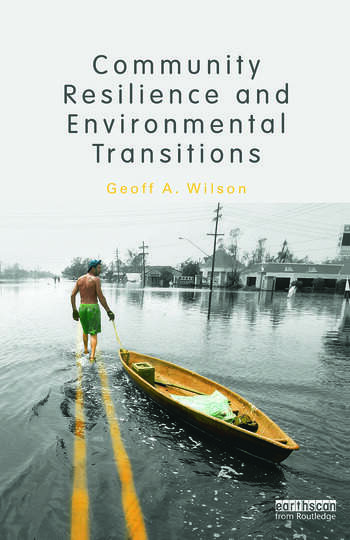 Community Resilience and Environmental Transitions book cover