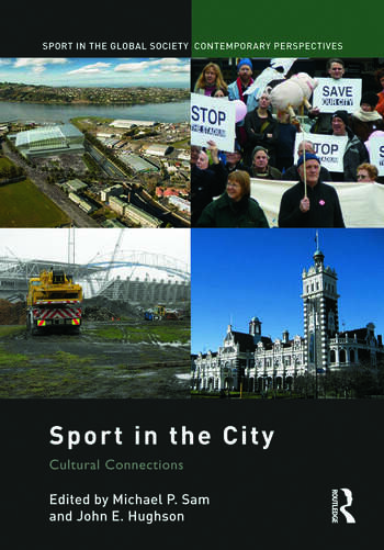 Sport in the City Cultural Connections book cover