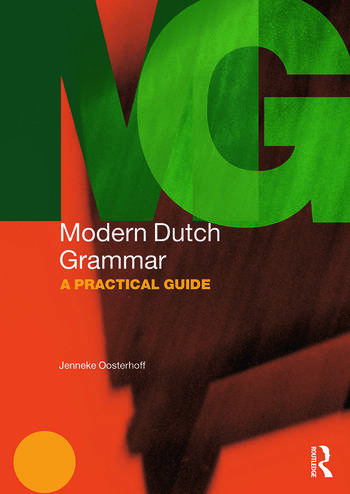Modern Dutch Grammar A Practical Guide book cover