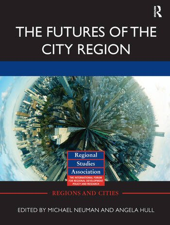 The Futures of the City Region book cover