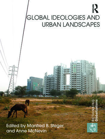 Global Ideologies and Urban Landscapes book cover