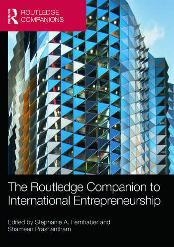 The Routledge Companion to International Entrepreneurship book cover