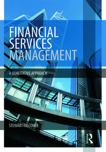 Financial Services Management A Qualitative Approach book cover