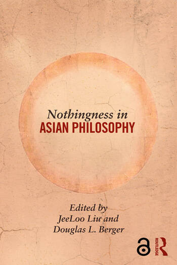 Nothingness in Asian Philosophy book cover