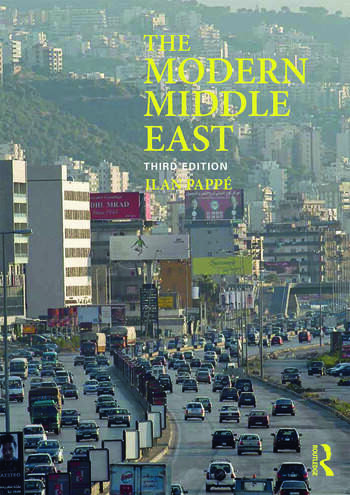 The Modern Middle East A Social and Cultural History book cover
