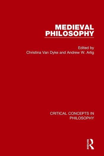 Van Dyke: Medieval Philosophy, 4-vol. set book cover