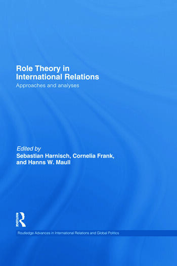 Role Theory in International Relations book cover