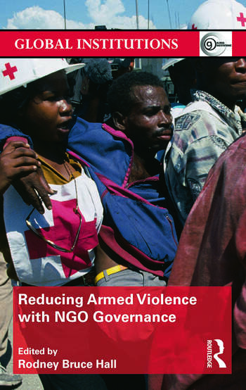 Reducing Armed Violence with NGO Governance book cover