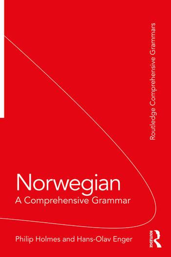 Norwegian: A Comprehensive Grammar book cover