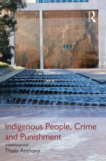 Indigenous People, Crime and Punishment book cover