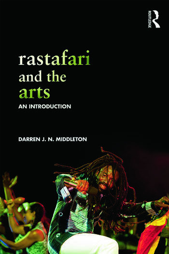 Rastafari and the Arts An Introduction book cover