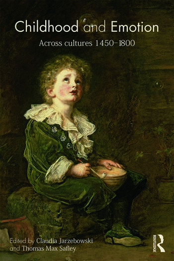 Childhood and Emotion Across Cultures 1450-1800 book cover