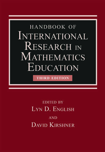 Handbook of International Research in Mathematics Education book cover