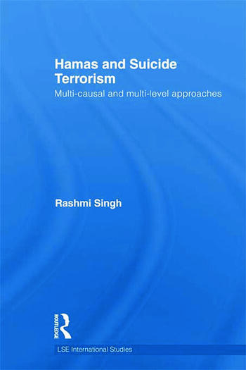 Hamas and Suicide Terrorism Multi-causal and Multi-level Approaches book cover