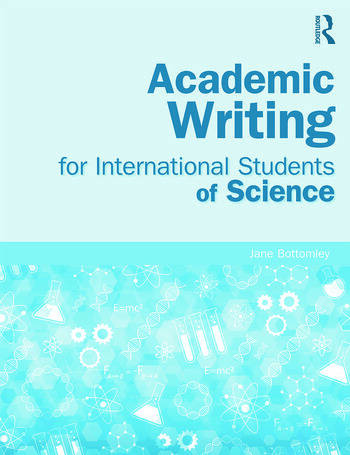 Academic Writing for International Students of Science book cover