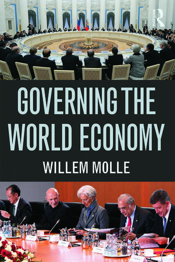 Governing the World Economy book cover