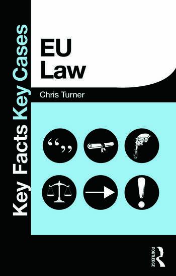EU Law book cover