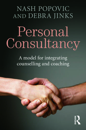 Personal Consultancy A model for integrating counselling and coaching book cover