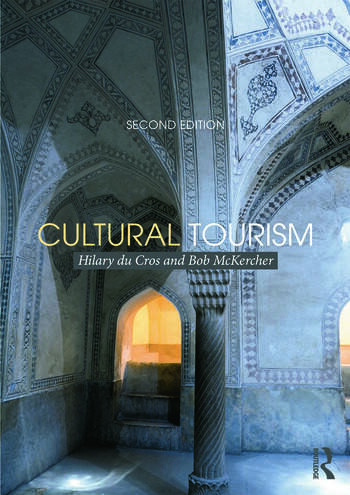Cultural Tourism book cover