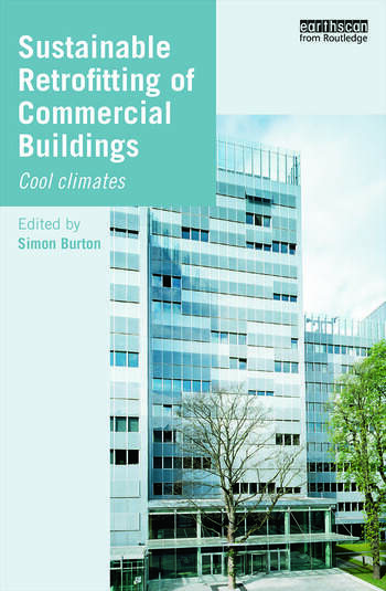 Sustainable Retrofitting of Commercial Buildings Cool Climates book cover