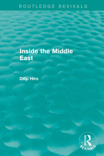 Inside the Middle East (Routledge Revivals) book cover