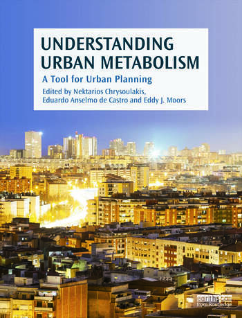 Understanding Urban Metabolism A Tool for Urban Planning book cover
