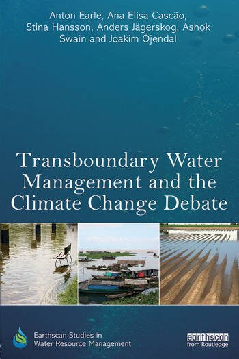 Transboundary Water Management and the Climate Change Debate book cover