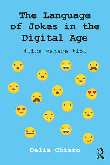 The Language of Jokes in the Digital Age Viral Humour book cover