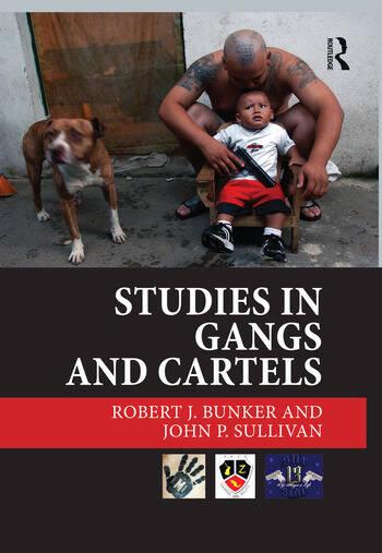 Studies in Gangs and Cartels book cover