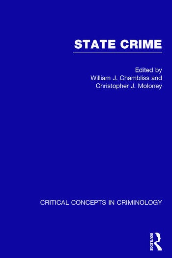 State Crime book cover