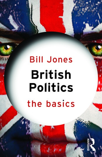 British Politics: The Basics book cover