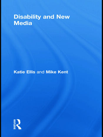 Disability and New Media book cover